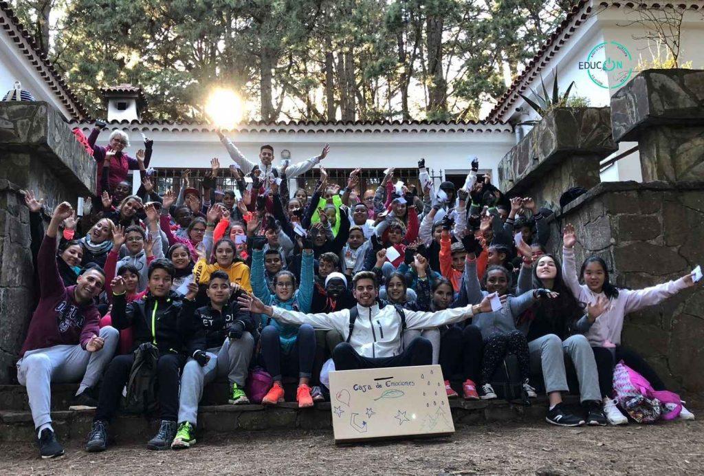 Educación y diversión con EDUCON y Forestal Park Tenerife