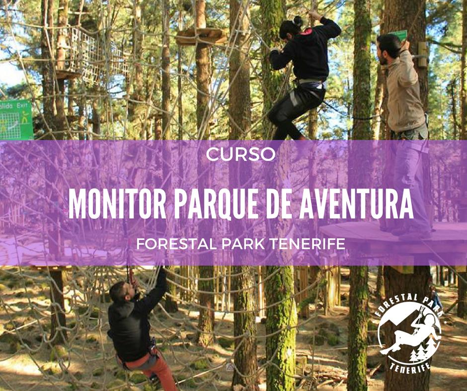 CURSO_MONITORES_FORESTAL_PARK_TENERIFE_2017_AVENTURA