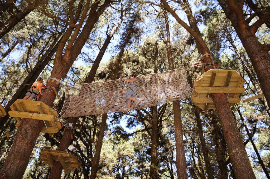 Aventura vacaciones en familia en Tenerife