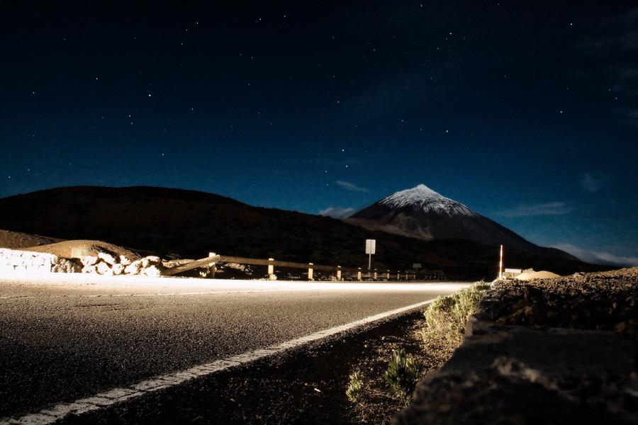 Carretera de Montaña, Autor Pao Link