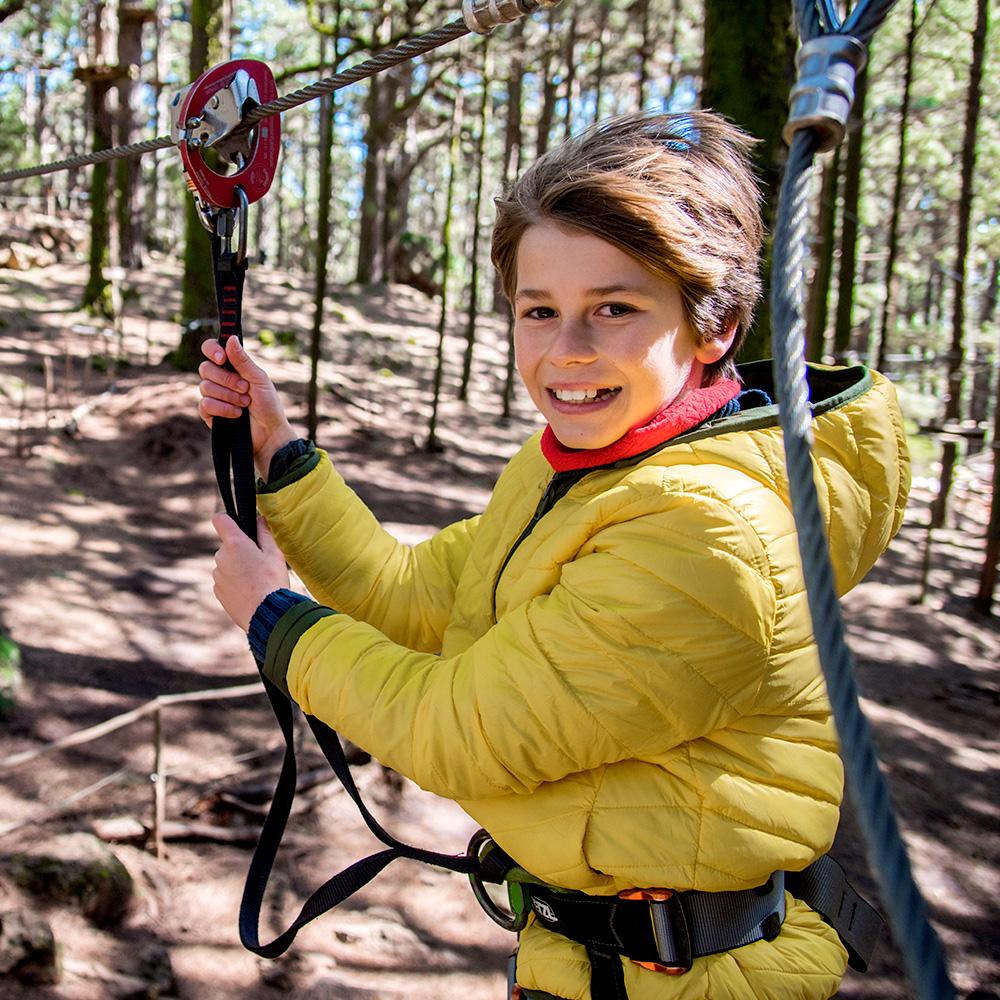 Actividades y Excursiones extraescolares para colegios en Tenerife