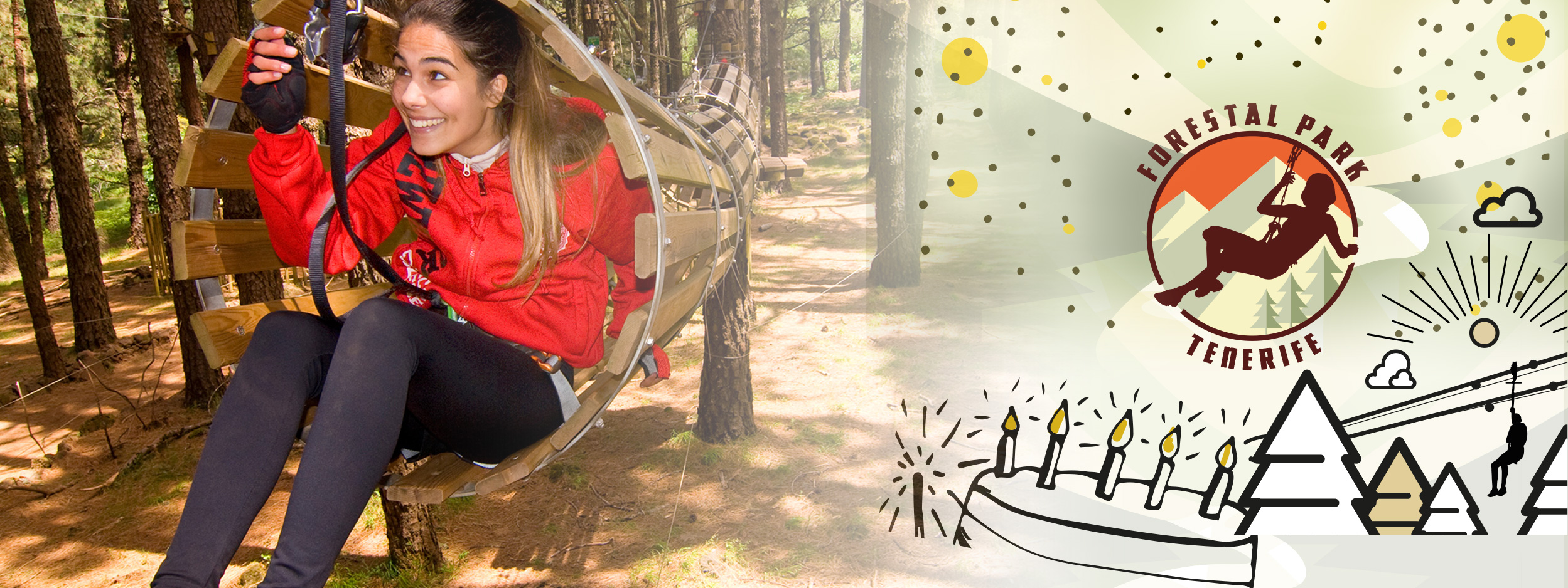 ¡Celebra el cumpleaños más aventurero!